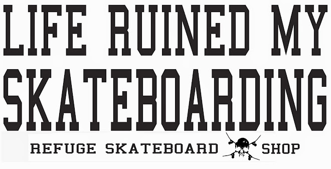 Refuge Skateboard Shop