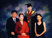 ME AND MY FAMILY IN TANGERANG,INDONESIA