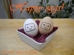 Campaña Happy eggs