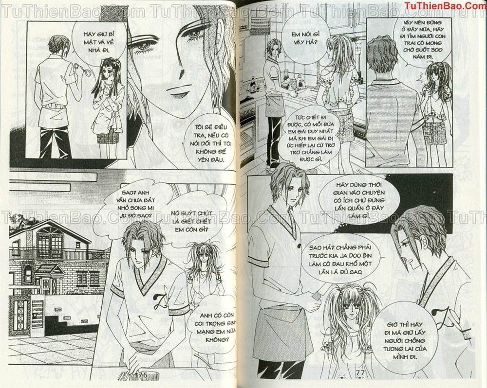 Ma cà rồng hộ mệnh Chapter 10 - Trang 36