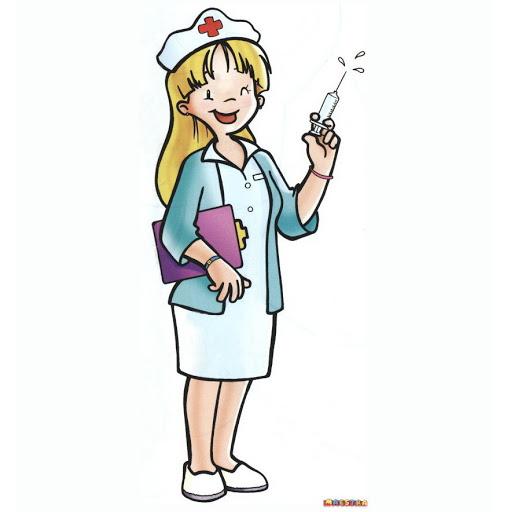 sjuksköterska dräkt por no