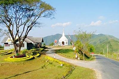 Development Village and Relief Tribe Pah Klang