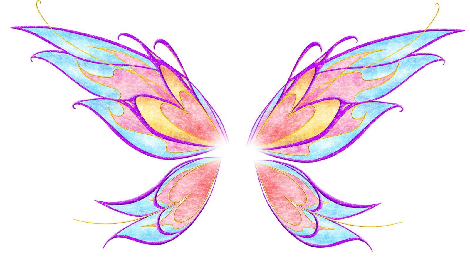 Винкс крылья рисунки