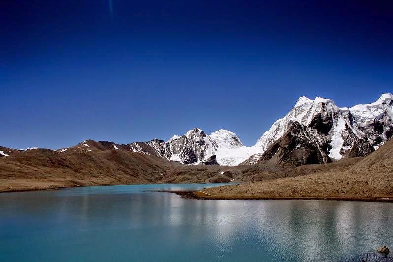 Aritar Lake in Sikkim