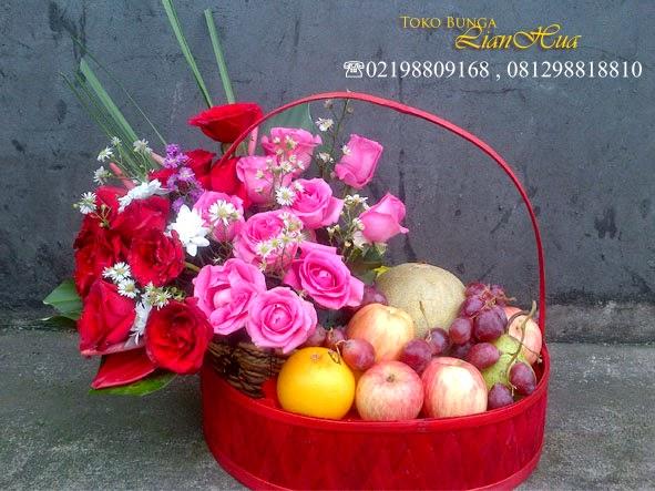 toko Parcel buah & bunga online
