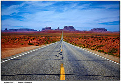 long road, photo by Moyan Brenn