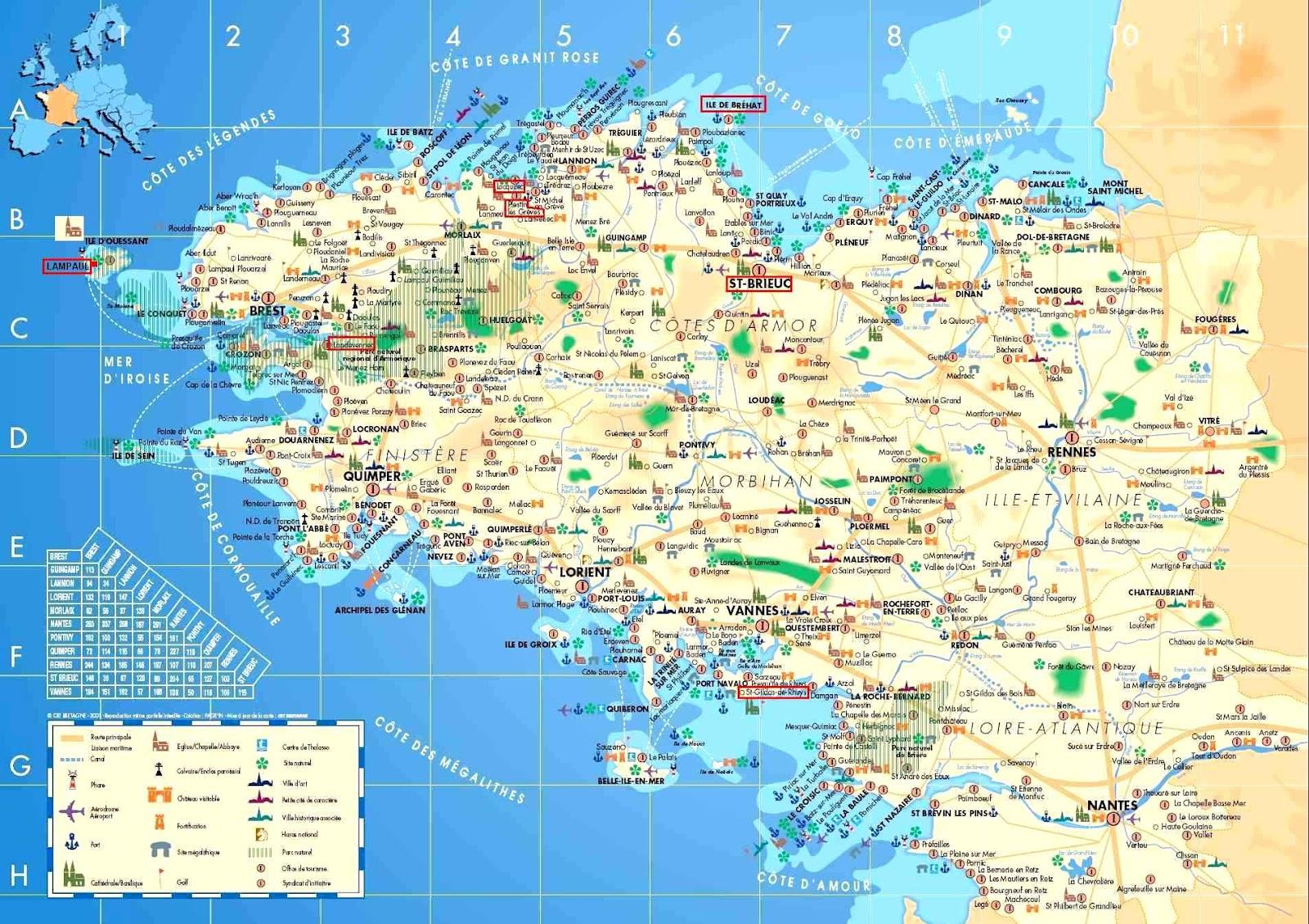 Juin 2012 blog ar vro - Cancale office du tourisme ...