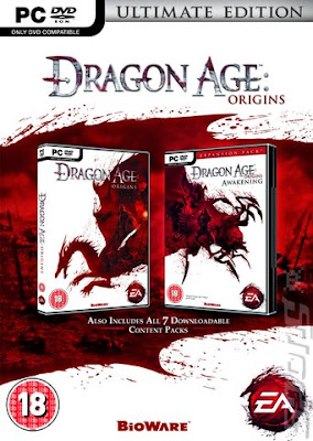 Dragon Age Origins Free Pc