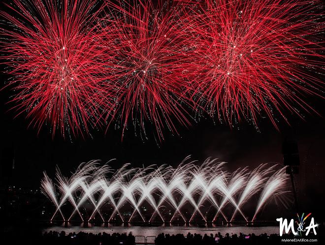 2015 - International des Feux Loto-Québec - Rozzi's Famous Fireworks