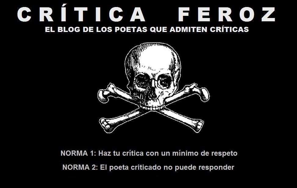 Blog de poetas que admiten críticas