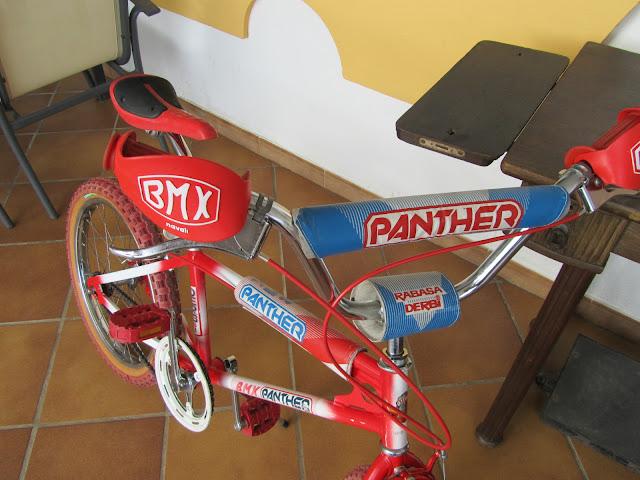 Derbi Rabasa Panther BMX   Cubre puños
