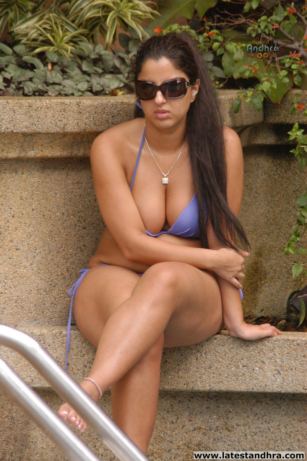 South indian bikini girls