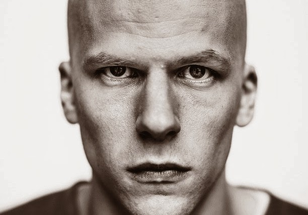 Jesse Eisenberg's Lex Luthor: First Look