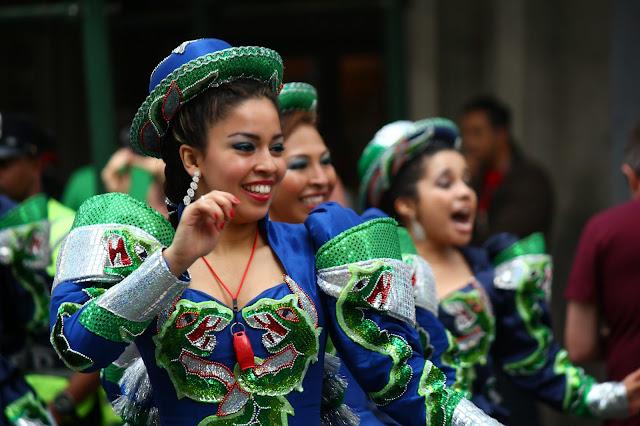 Fraternidad Folklorica Y Cultural Caporales Universitarios de San Simon
