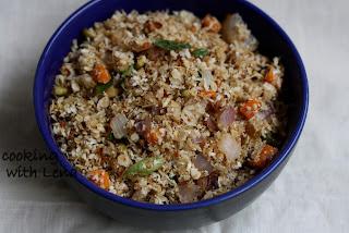 oats upma in Kerala Style