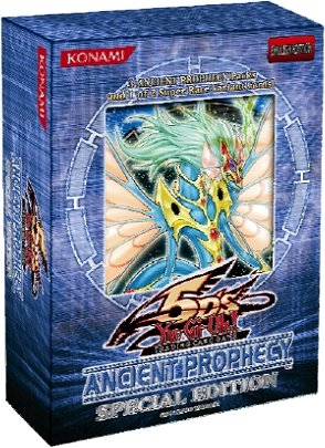 Yugioh Ancient Prophecy