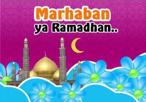 Gambar Marhaban Yaa Ramadhan 2012