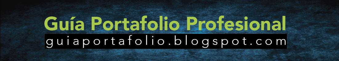 Guía Portafolio Profesional