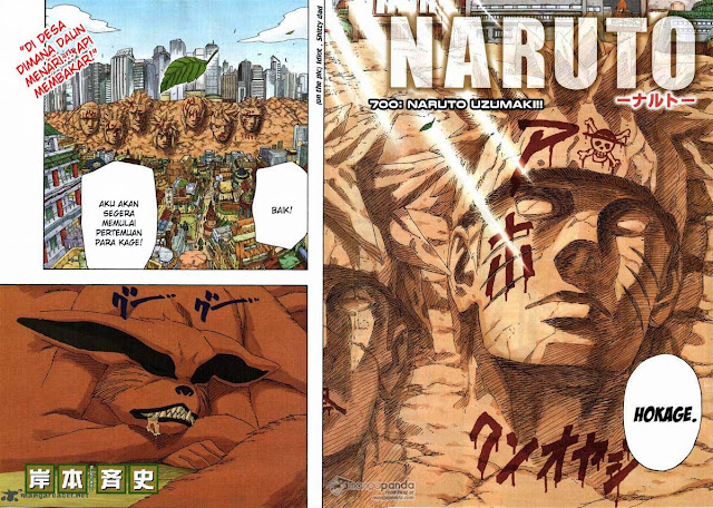 Naruto - Chapter:700 - Page:22