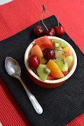 COMPOTA DE FRUTAS AL YOGURT compota de frutas