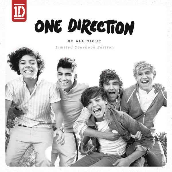 One Direction - Up All Night (Yearbook Edition) [2011-Album][SW]