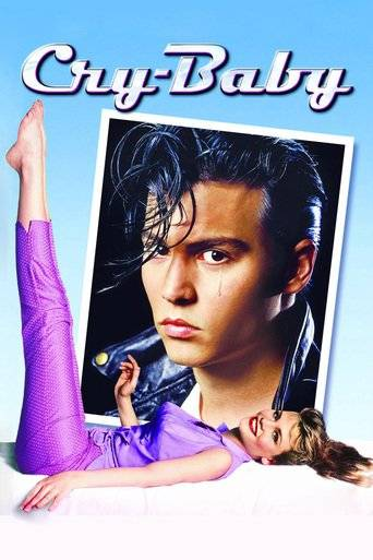 Cry-Baby (1990) tainies online oipeirates