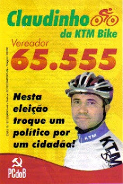 Claudinho da KTM Bike, 65.555