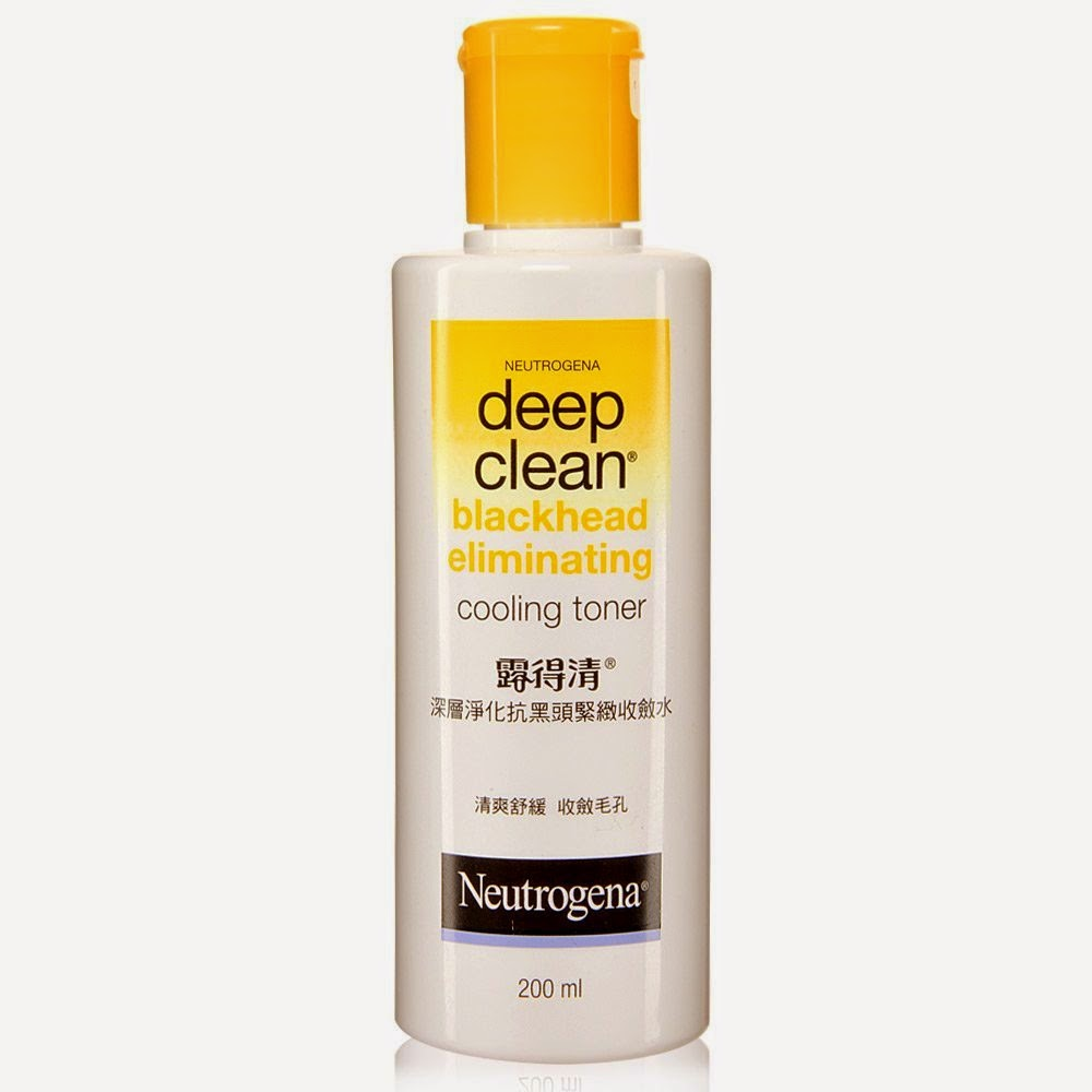 Buy Neutrogena Deep Clean Blackhead Eliminiting Cooling Toner, 200ml Rs. 254 only at Amazon.