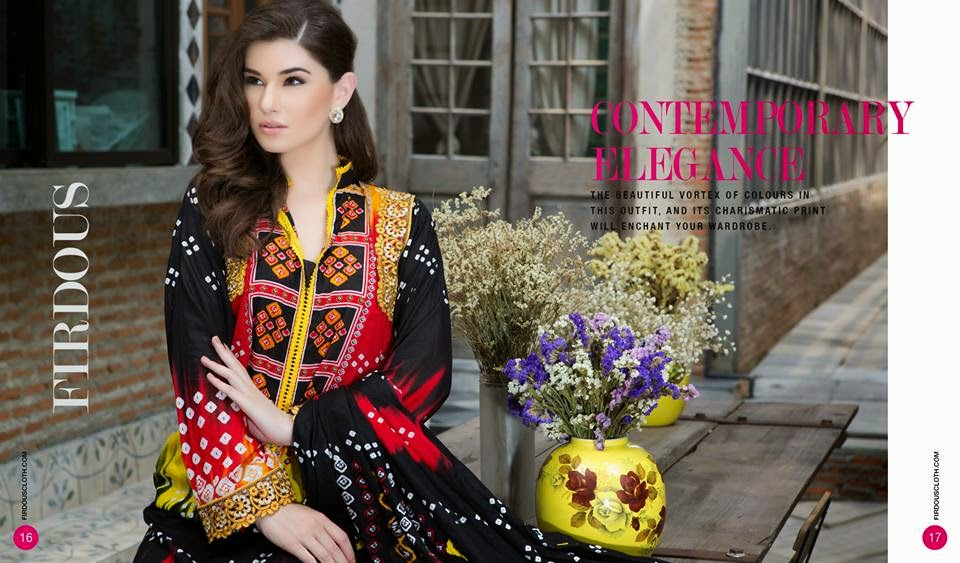 Firdous womens summer dresses