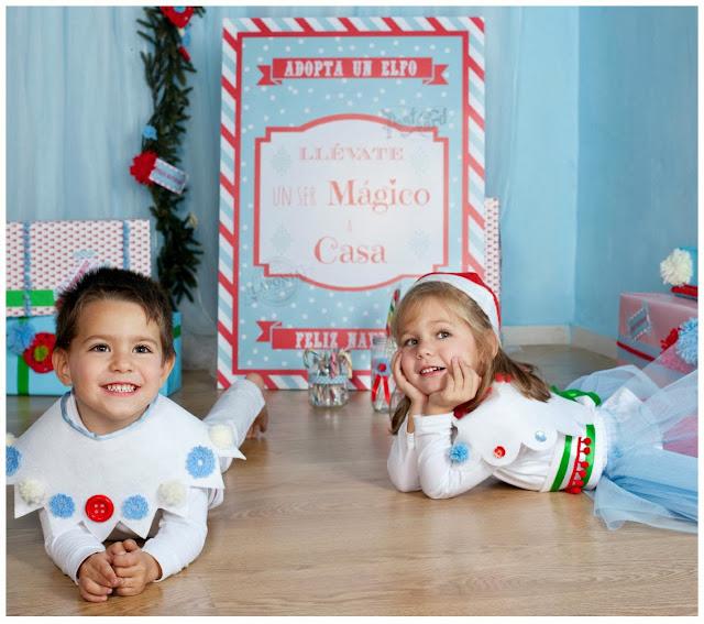 Navidad. Adopta un Elfo. La Musa Decoración / Julio Longares Fotógrafo