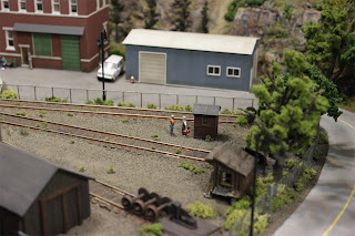 Woodland Scenic Accents - Train Mechanics
