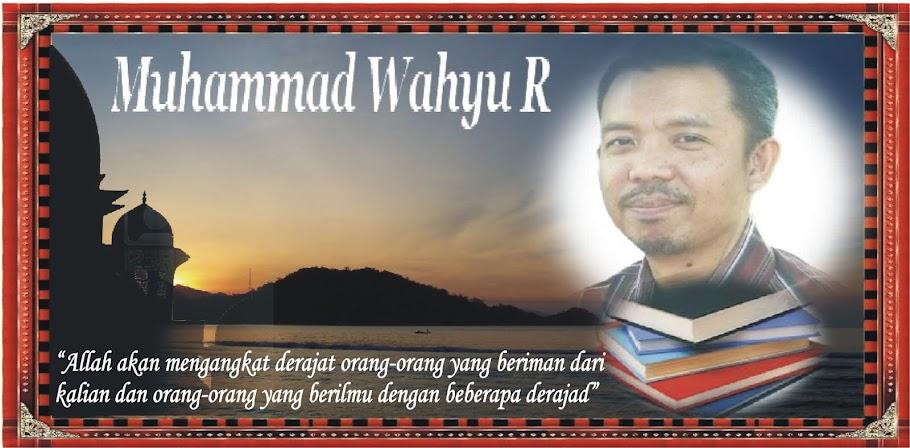MUHAMMAD WAHYU R