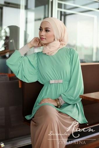 7 Model Baju Muslim 2014