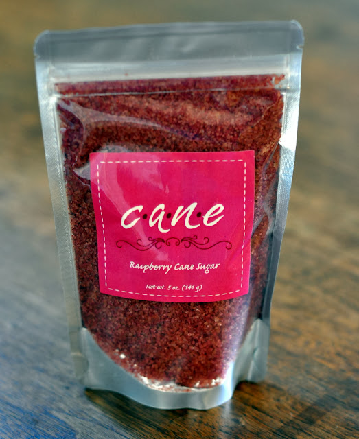 s.a.l.t. sisters' Raspberry Cane Sugar | Taste As You Go