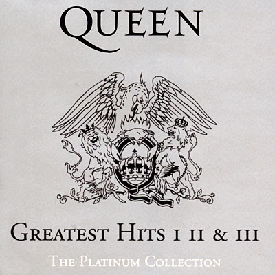 Queen - greatest hits (320kbps) (1,2,3)