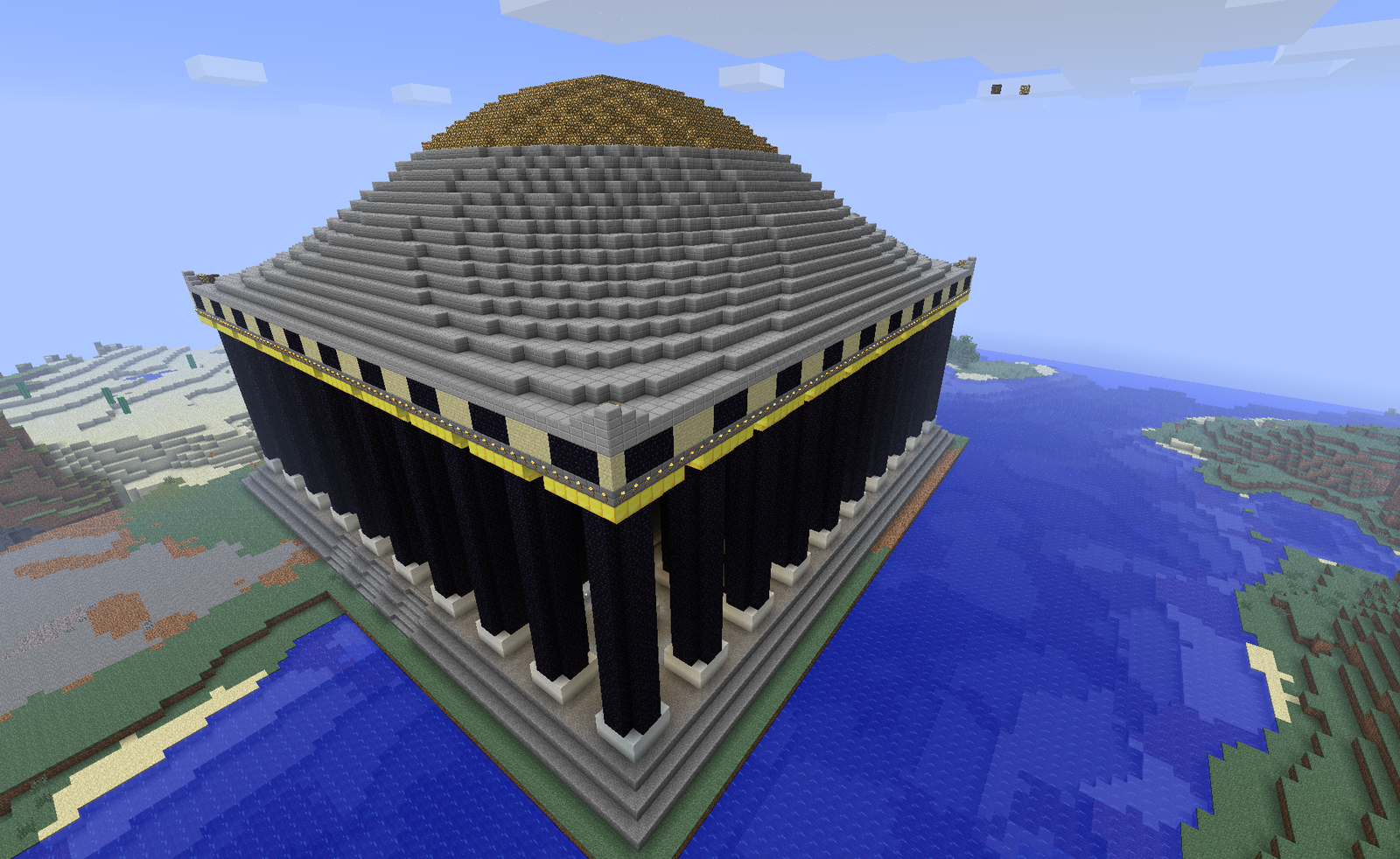 Tutorials/Roof types – Official Minecraft Wiki