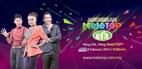 Anugerah Meletop Era 2014