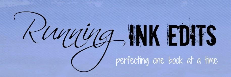 Running Ink Edits