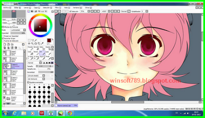 Easy paint tool sai 1 2 2 incl crack for Paint tool sai free full version