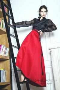 Camasa de matase reintrata in moda