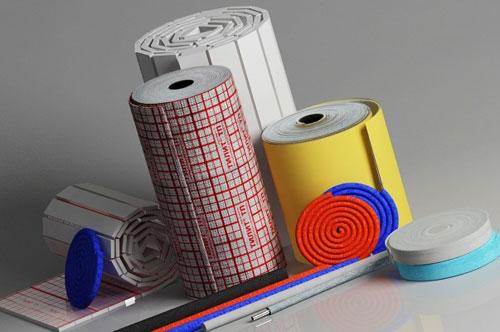 Производство теплоизоляционных материалов