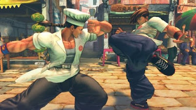 Street Fighter 4 PC Games for windows