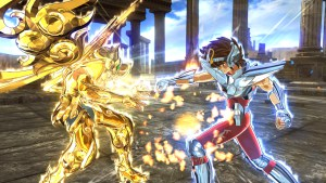 Download Saint Seiya Soldiers Soul Torrent PC 2015