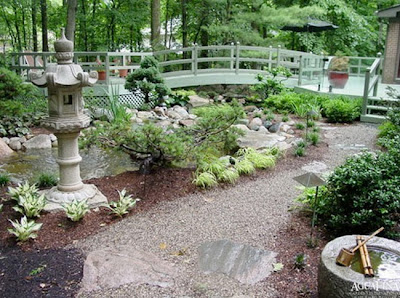 Style Garden Landscape Design Ideas
