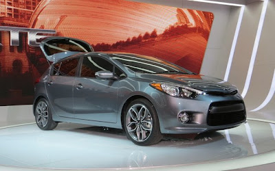 Kia Forte 5 2014: More than a Facelift