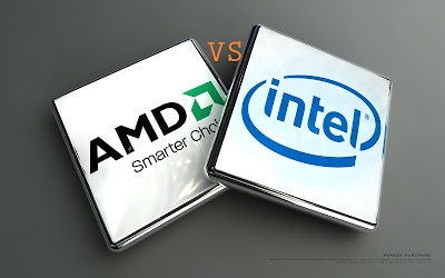 Perbedaan Processor Intel VS AMD