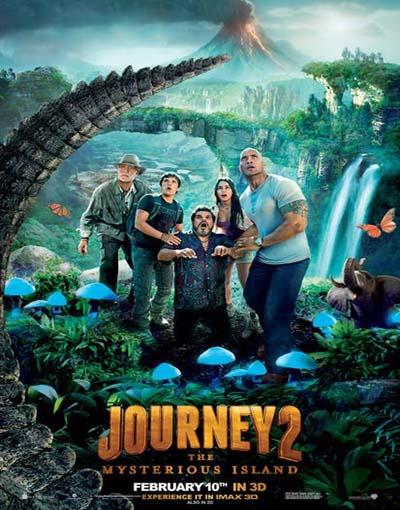 Viagem 2 A Ilha Misteriosa