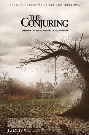 The Conjuring: Official Theatrical Release Poster
