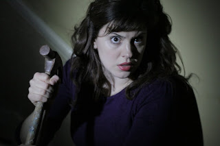 Jess-Luisa Flynn in Battlefield Death Tales