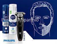 Logo Concorso Nivea Men : vinci 100 rasoi Philips Shaver